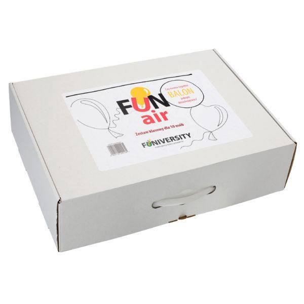 fun air - eksperyment dla dzieci szkolnych